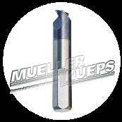 Carbide spot weld drill bit 8×44 mm