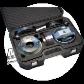 Uni wheel bearing kit