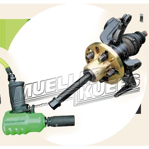 UNI Drive shaft pusher / Hub puller* - Mueller-Kueps LP