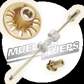 XL Wheel Hub Slide Hammer