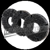 Spare Disc for Wheel Hub Grinder 3pcs