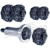 Aluminium Wheel Hub Grinder Type 2