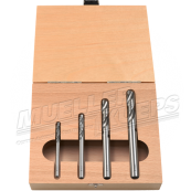 Carbide tip drills kit