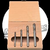 Carbide tip drills kit