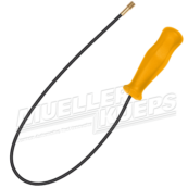 Flexible Magnetic Pick Up Tool orange