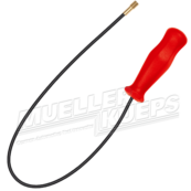 Flexible Magnetic Pick Up Tool red
