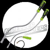 Flexible Magnetic Pick Up Tool, 3pcs