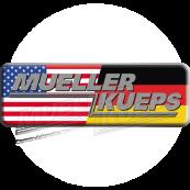 USA Magnet sign
